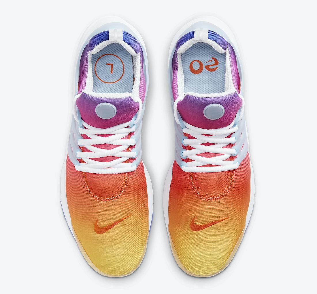 Nike Air Presto Rainbow CJ1229-700