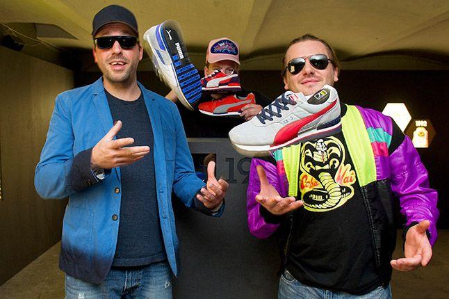 Sneaker Freaker X Puma Running Book 12 1