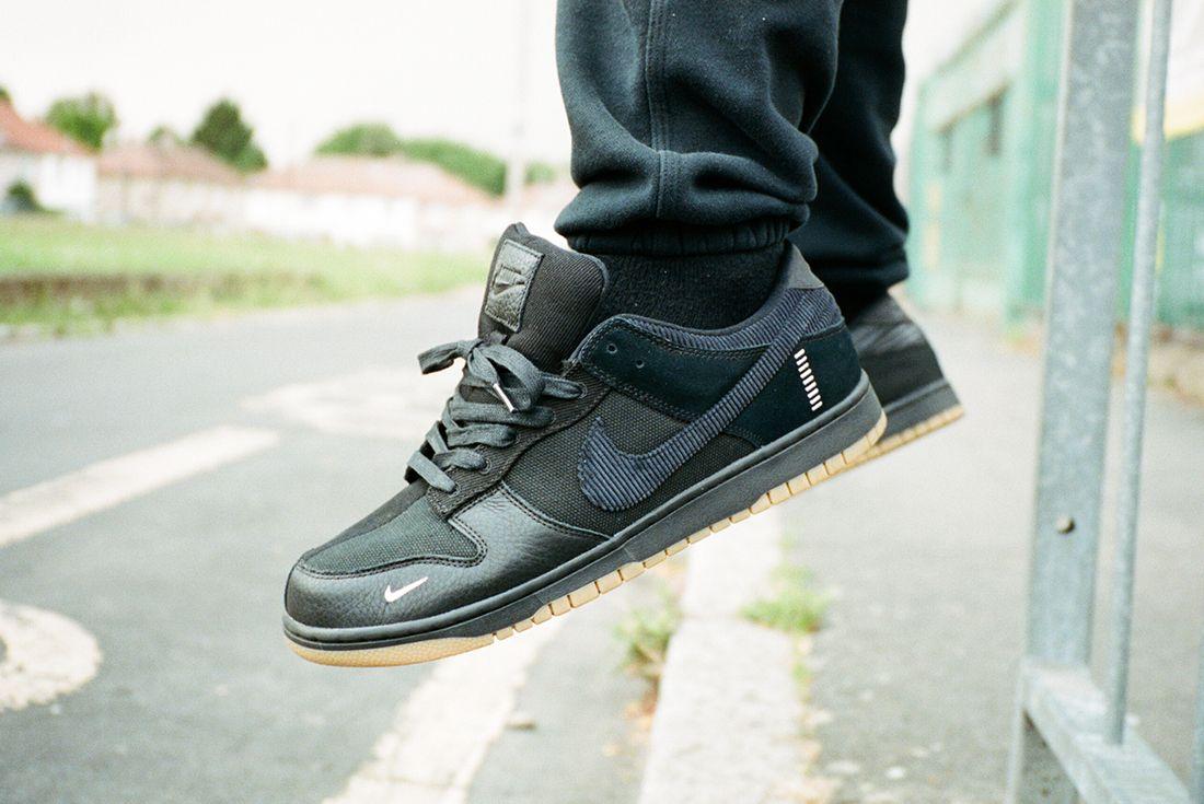 The Basement X Nike Dunk8
