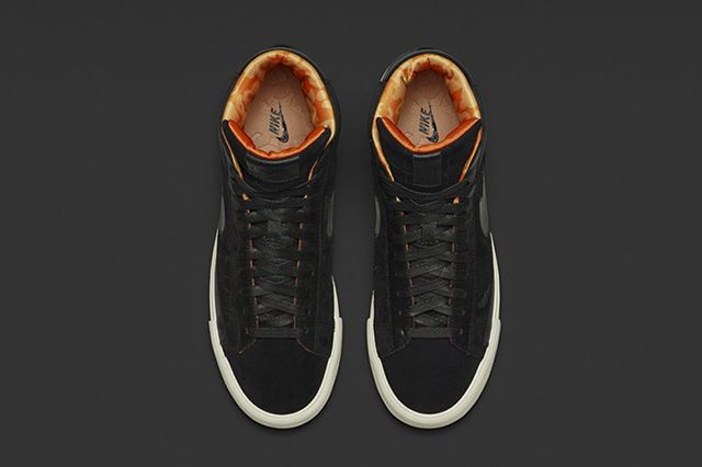Mo Wax Records X Nike Blazer 2