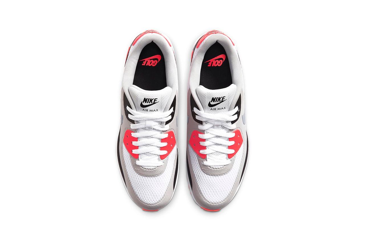 Nike Air Max 90 Golf Infrared CU9978-103