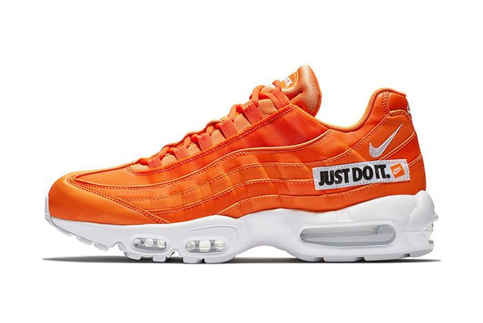 Nike Air Max 95 Just Do It Orange 3