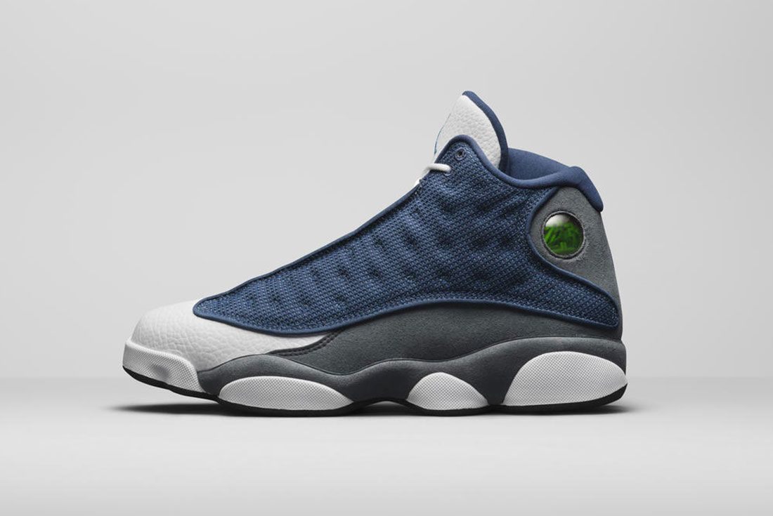 Jordan Brand Summer 2020 Air Jordan 13 Flint Lateral
