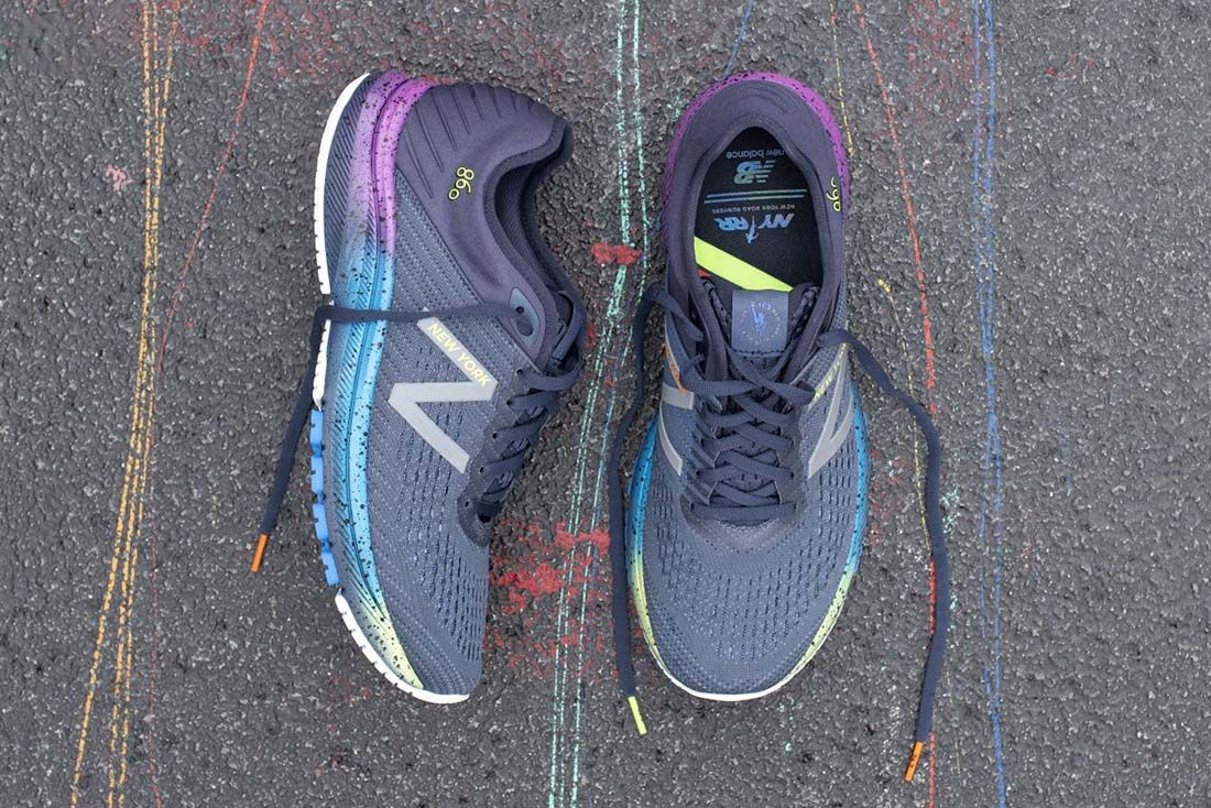 New Balance 860V10 Nyc Marathon 2019 Hero