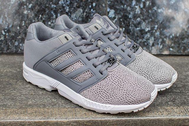 Adidas Zx Flux 2 0 Grey 1