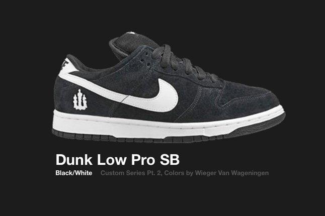Nike Dunk Low Sb Wiegner Van Wageningen 2006 1