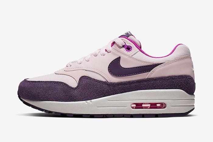Nike Air Max 1 Grand Purple Left