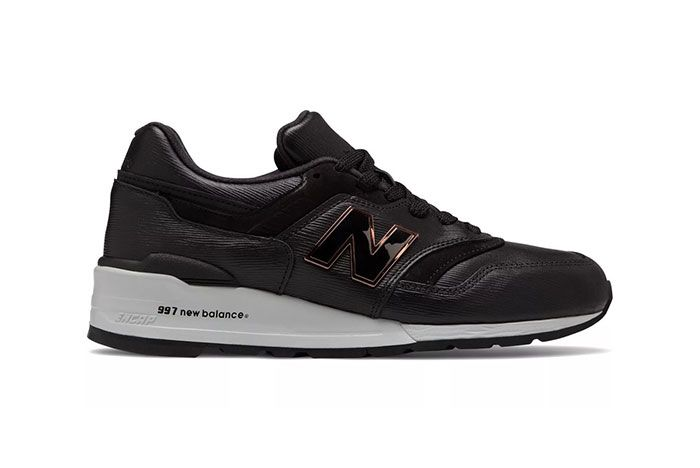 New Balance 997 Made In Usa M997Paf Lateral