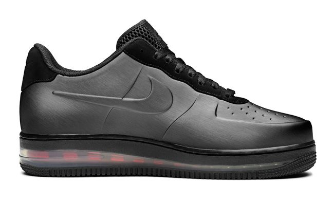 Nike Air Force 1 Foamposite Max Black Friday Side Profile 1