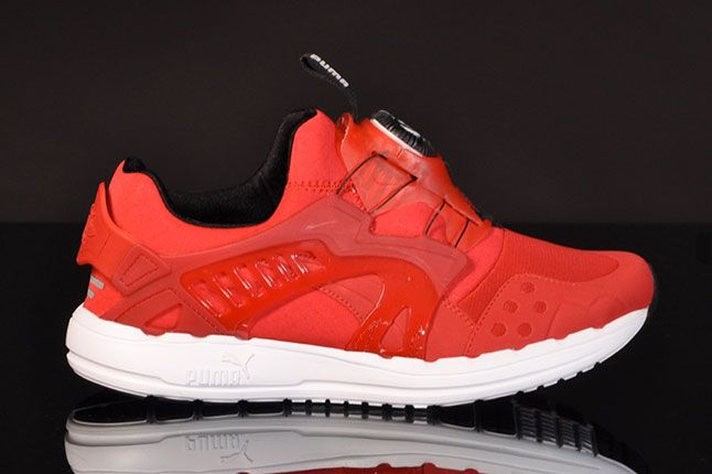 Puma Disc Ltwt Red Ribbon Side 1