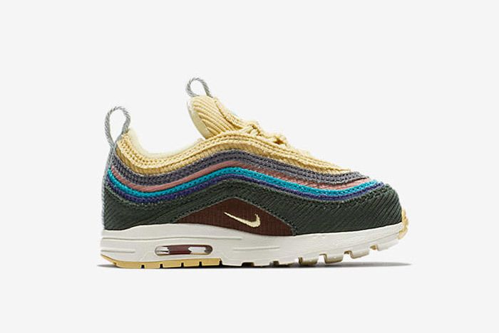 Nike Air Max 197 Sw Td Sean Wotherspoon Toddler 5