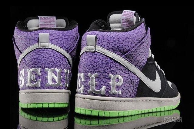 Nike Dunk Hi Premium Send Help 2