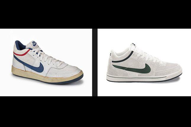 Shoe Comparison Nike Court Challenge 1984 2012 1