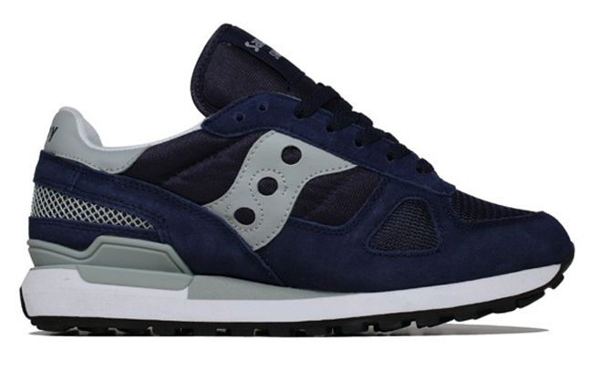 Saucony Shadow Original Profile Blue 1