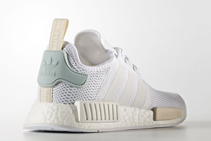 Adidas Nmd R1 White Tan1
