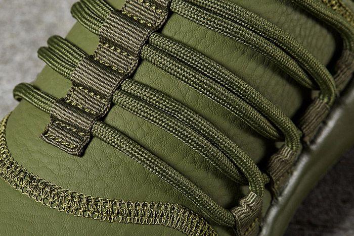 Nike Payaa Wmns Legion Green 4