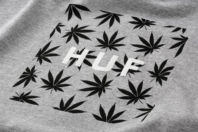 Huf Snoop Platlife Print Detail 1
