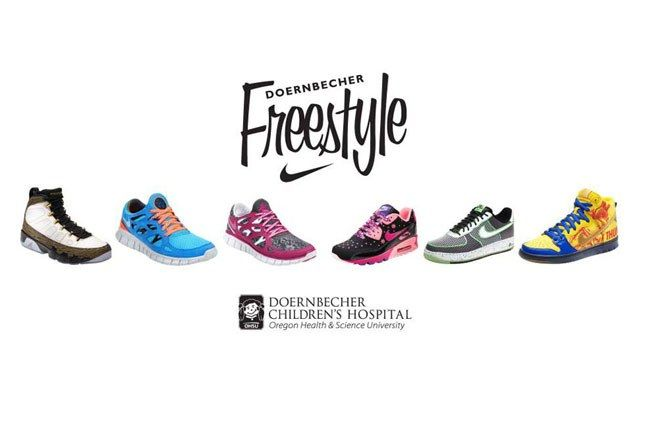 Nike Doernbecher Freestyle 1