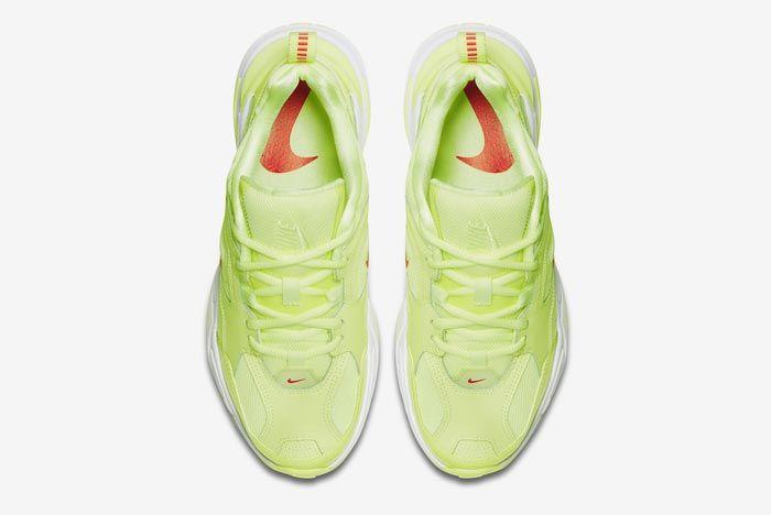Nike M2K Tekno Barely Volt Top