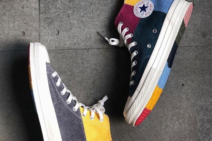 Offspring Converse Chuck 70 Patchwork Pack Release Date Hero Sides