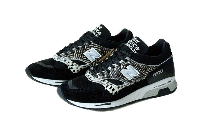 New Balance 1500 Animal Pack Black Lateral