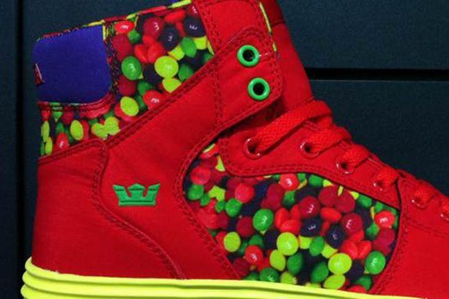 Supra Lil Wayne Candy Detail 1