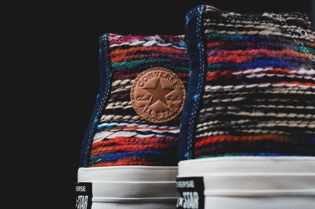 Converse Chuck Taylor All Star 70S Folk Patchwork Pack 1