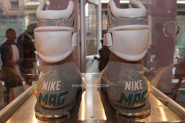 Nike Mcfly 21 Mercer 14 13