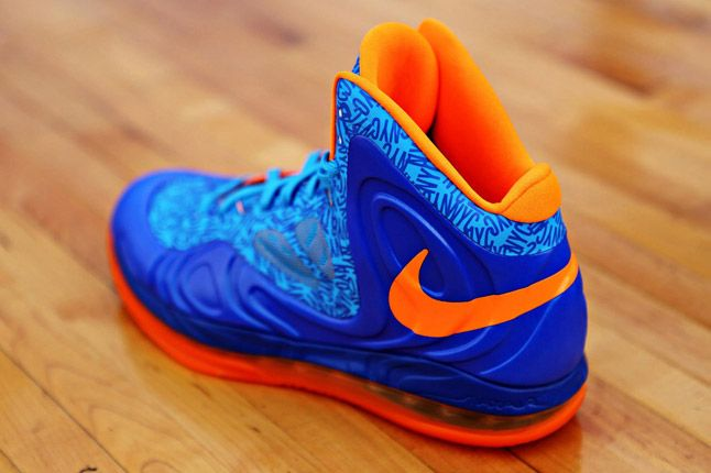 Nike Air Max Hyperposite Nyc Knicks 1