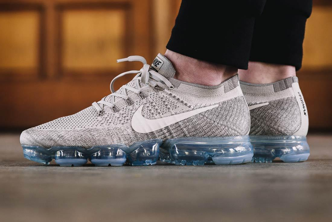 Nike Air VaporMax (Pale Grey) - Sneaker