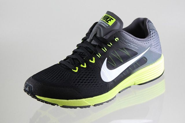 Nike Lunar Spider Lt 3 Black Volt 2
