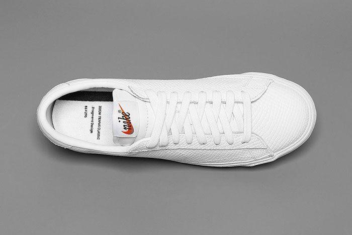 Fragmant Nike Zoom Tennis Classic White Snakeskin 1