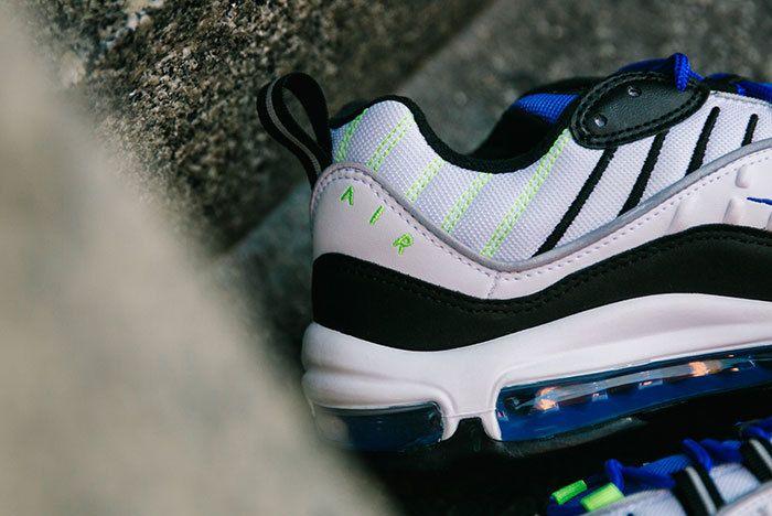 Nike Air Max 98 Racer Blue 6