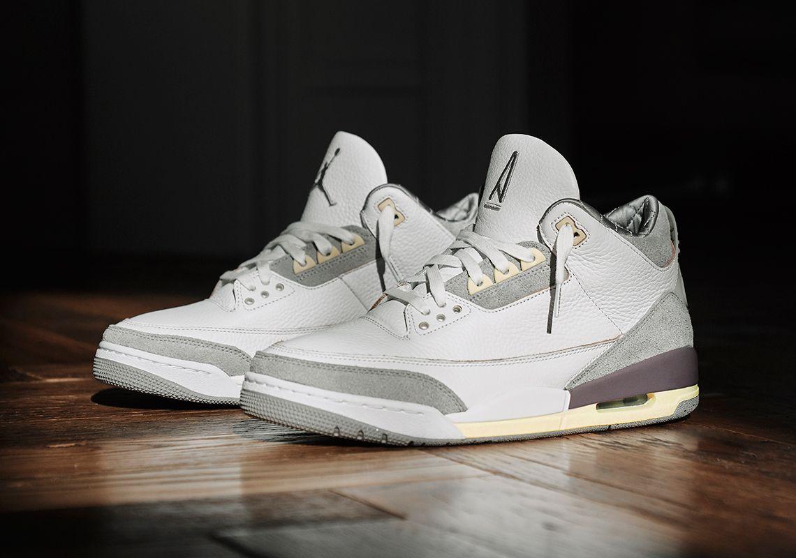 A Ma Maniere x Air Jordan 3 official shot