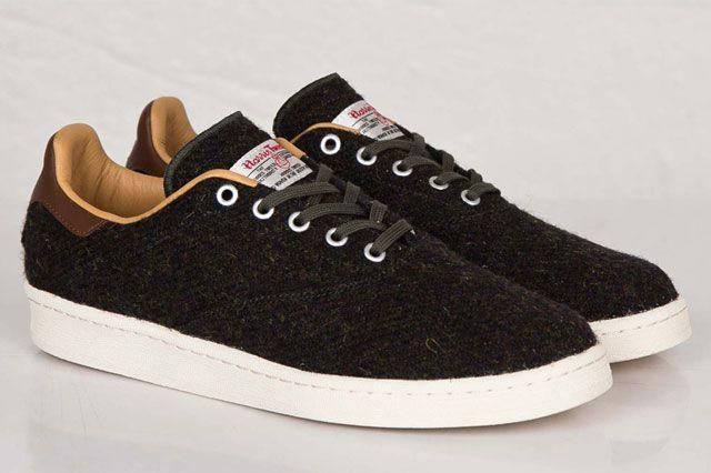 Adidas 84 Lab X Mark Mcnairy Harris Tweed 3