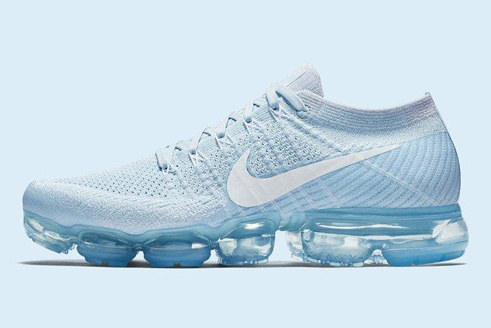 Nike Air Vapor Max Glacier Blue