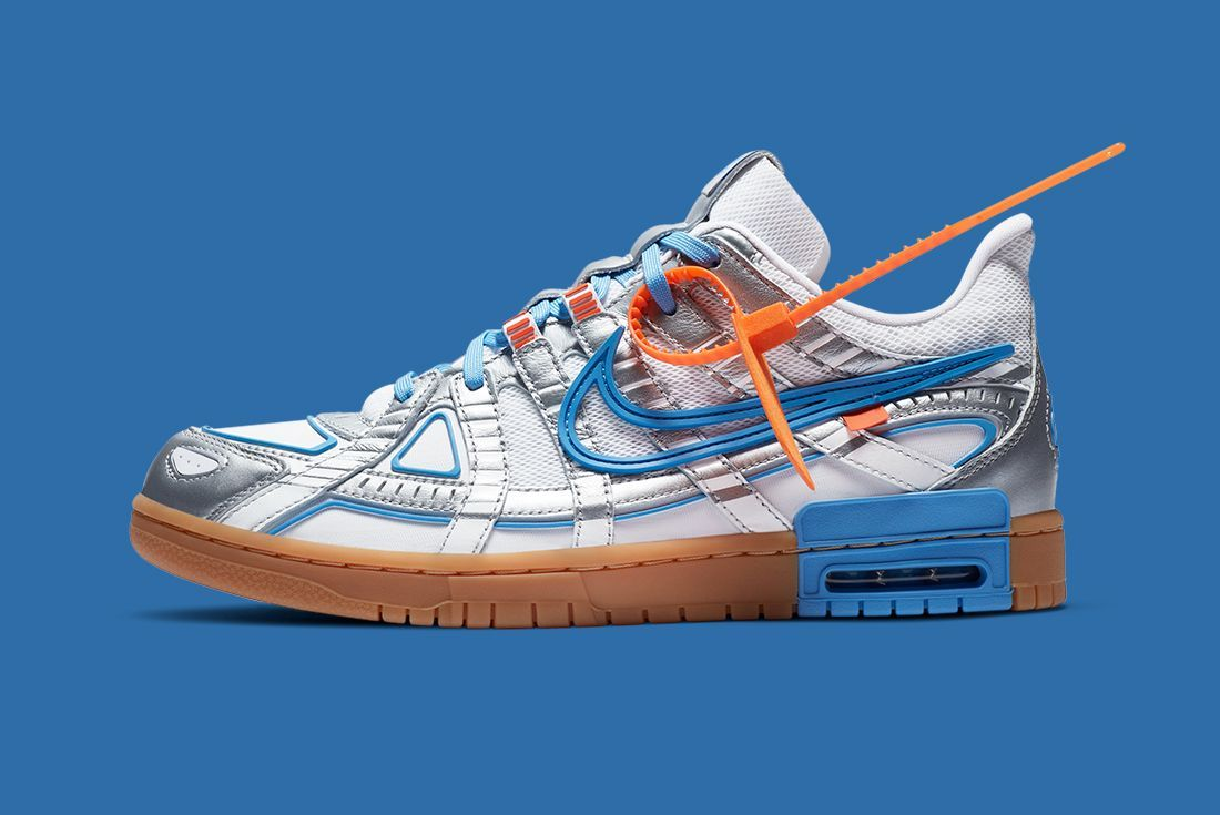 Off-White x Nike Rubber Dunk