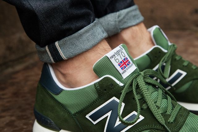 New Balance 670 Made In Uk Double Release 3