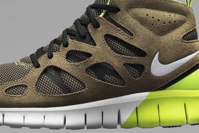 Nike Snearboots 2013 Roshe Mid 7