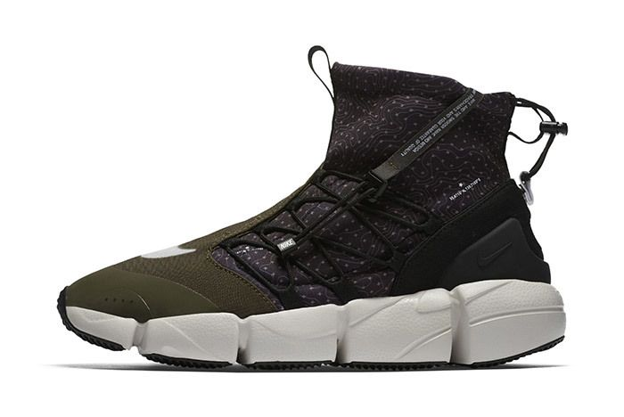 Nike Air Footscape Mid Utility 4