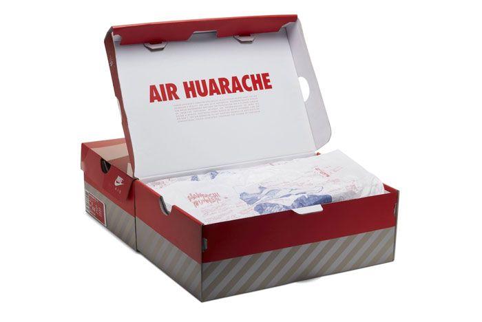 Nike Huarache Pack Air Max 1 Box 2 Open