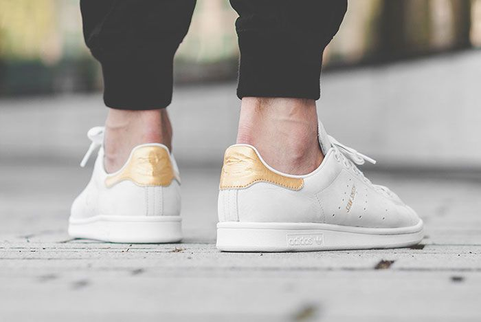 Adidas Stan Smith 999 24 Kt White Gold 3