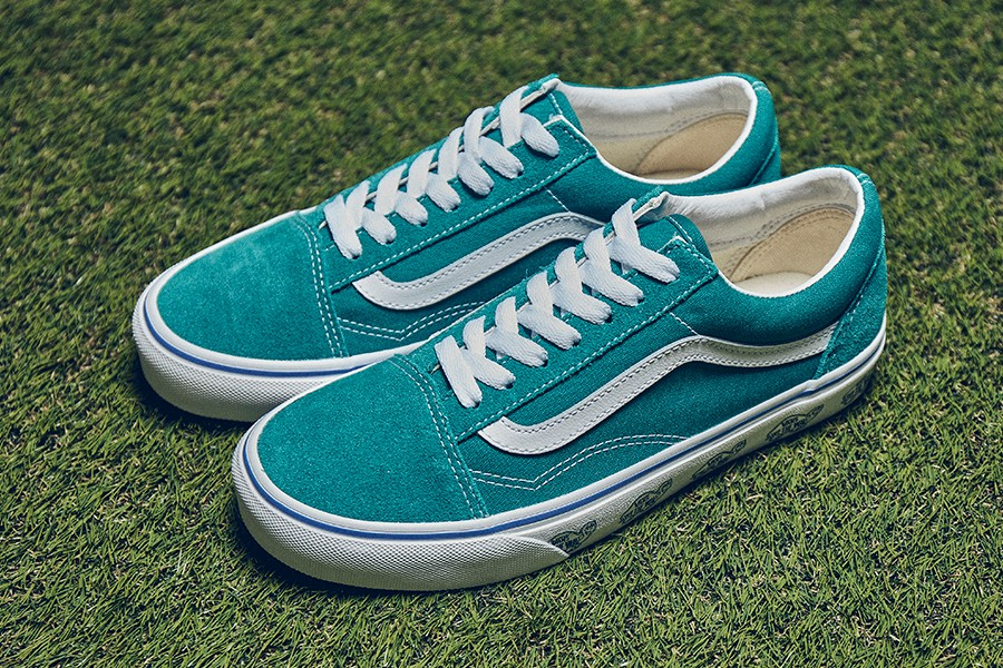 Vans Old Skool Billy's Turtle VN0A3WKT4RT