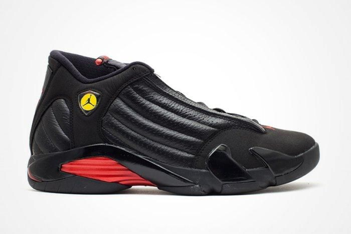 The Air Jordan 14 Last Shot Returns
