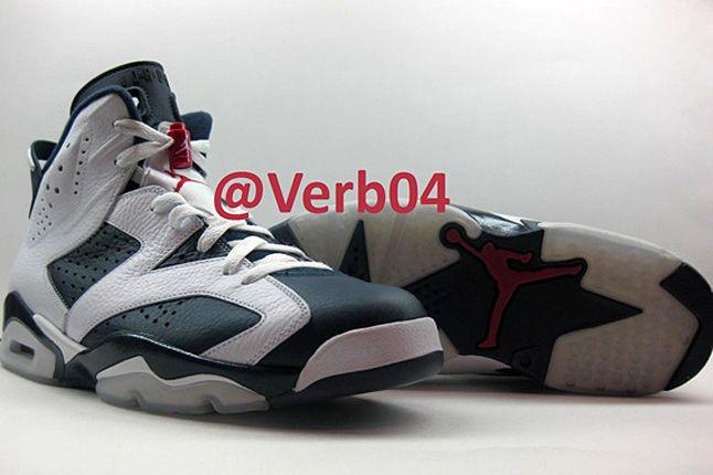 Air Jordan Vi Olympic 01 1