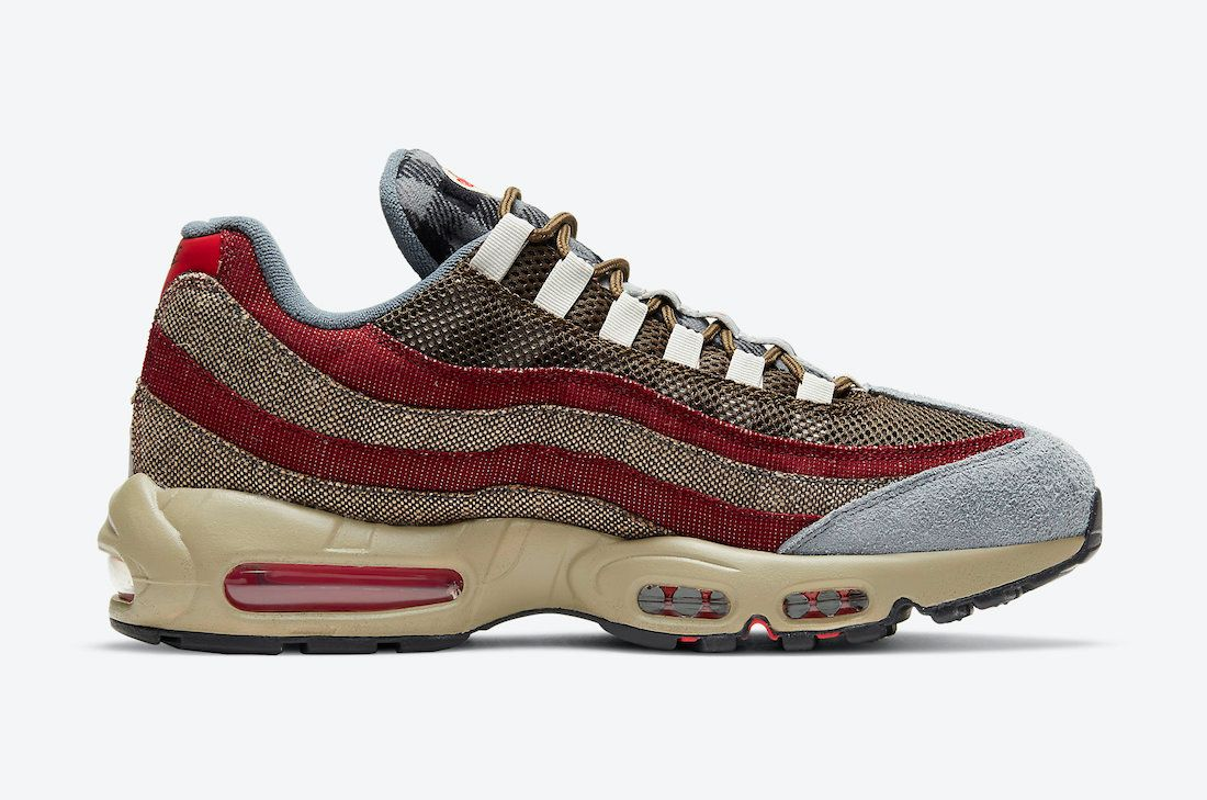 Nike Air Max 95 'Freddy Krueger'
