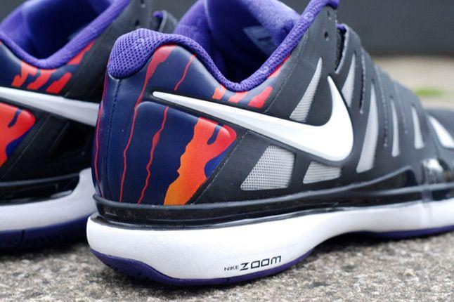 Nike Zoom Vapor 9 Tour Agassi Heel 1