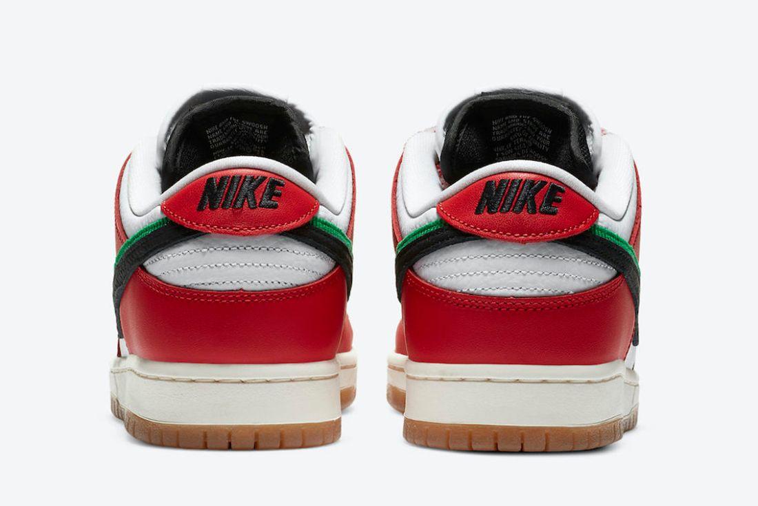 Frame Skate x Nike SB Dunk Low 'Habibi'