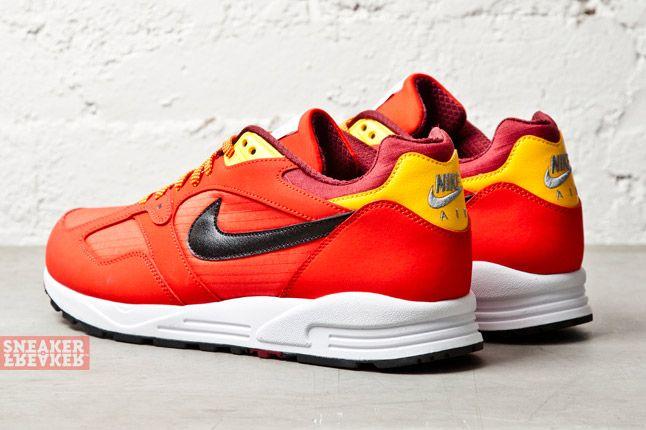 Nike Air Base Ii Challenge Red Laser Orange 1