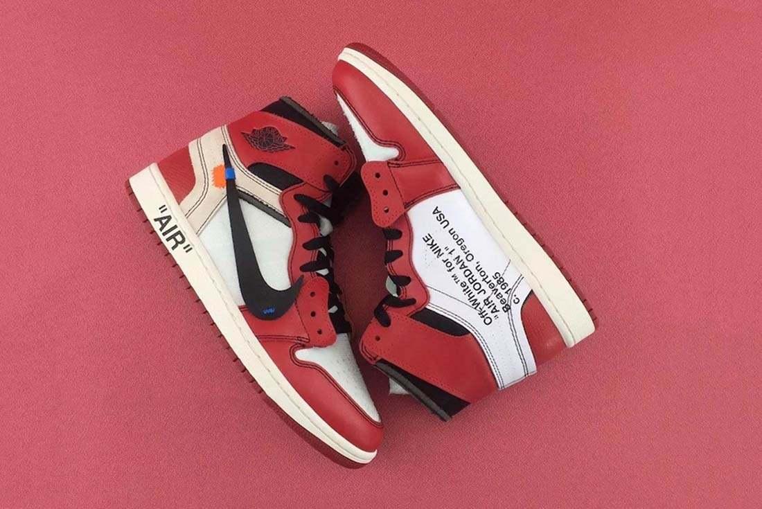 Off White X Air Jordan 1 1
